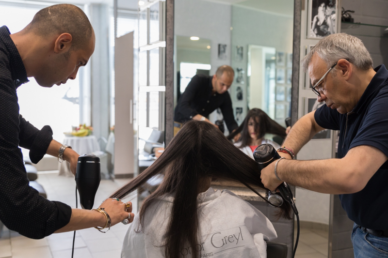 Coiffeur Dame - Tonio coiffure Luxembourg